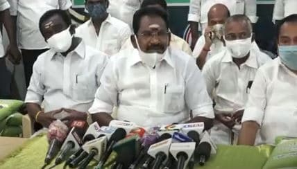 Minister Sellur Raju - Updatenews360