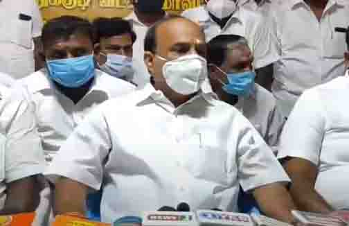 Minister Talk About DMK - Updatenews360