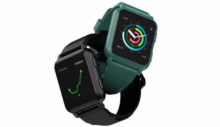 Noise ColorFit Nav Smartwatch with 1.4-inch colour display, GPS launched in India