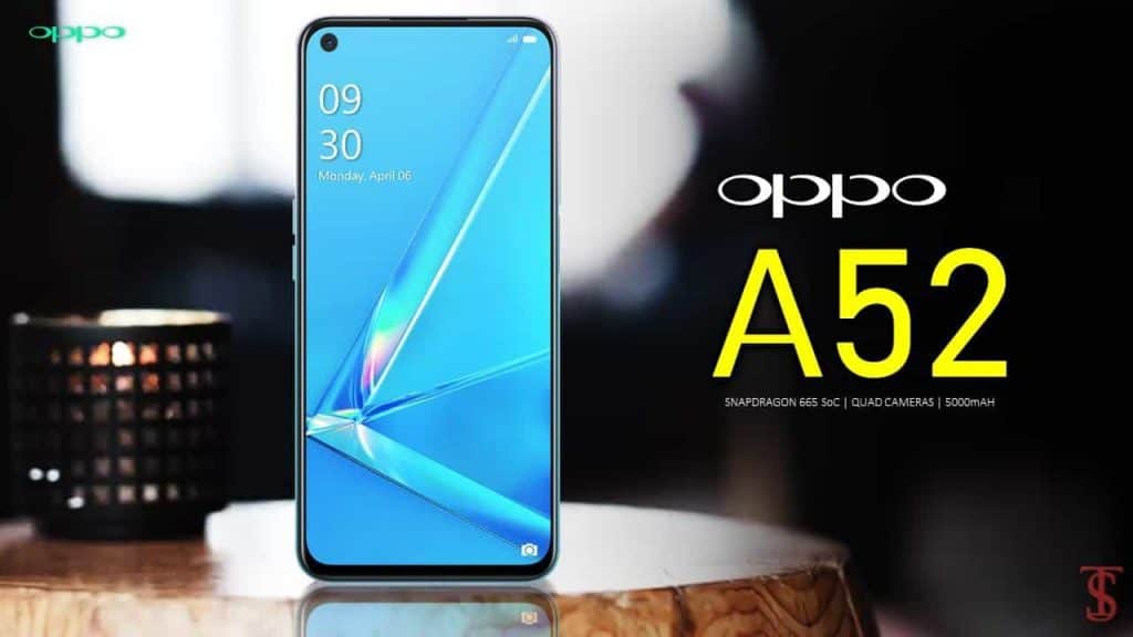 Oppo A52 8GB RAM variant launched in India