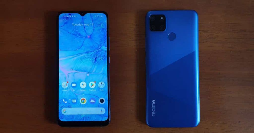 Realme C12 to go on its first sale today at 12 Noon via Flipkart