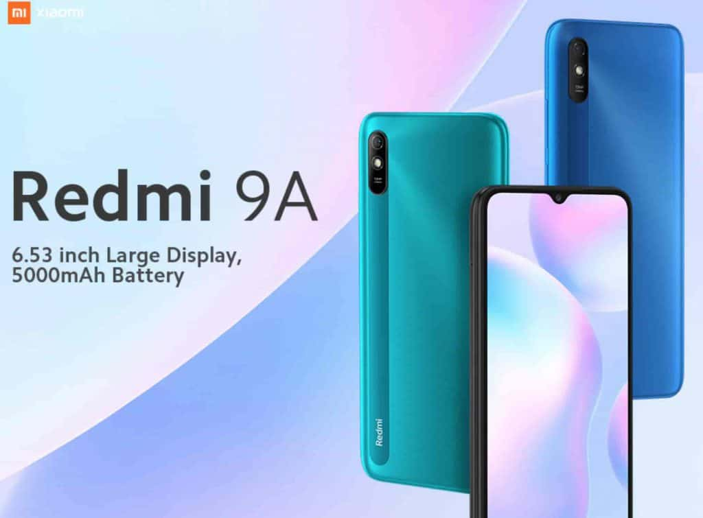 Redmi 9A will be launching in India on September 2