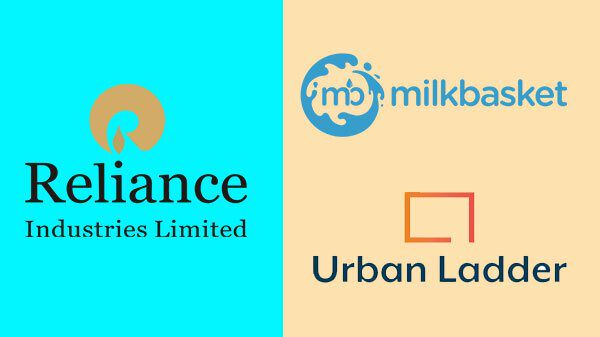 Reliance Industries To Buy Urban Ladder And Milkbasket To Increase E-Retail Reach