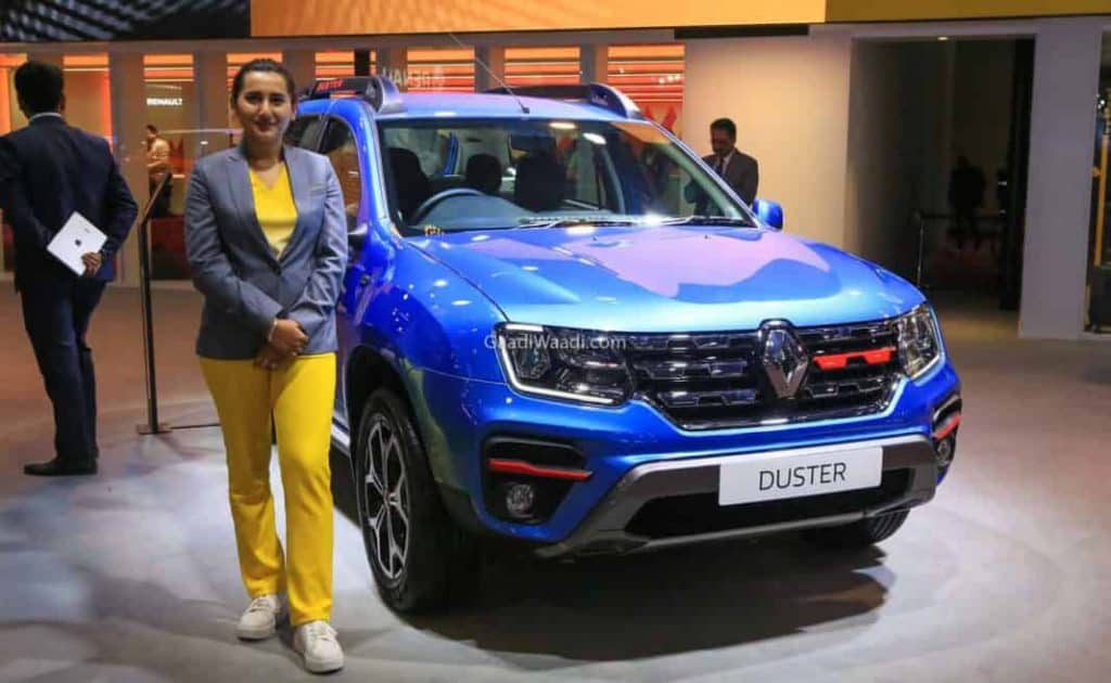 Renault Duster Turbo-Petrol launched in India