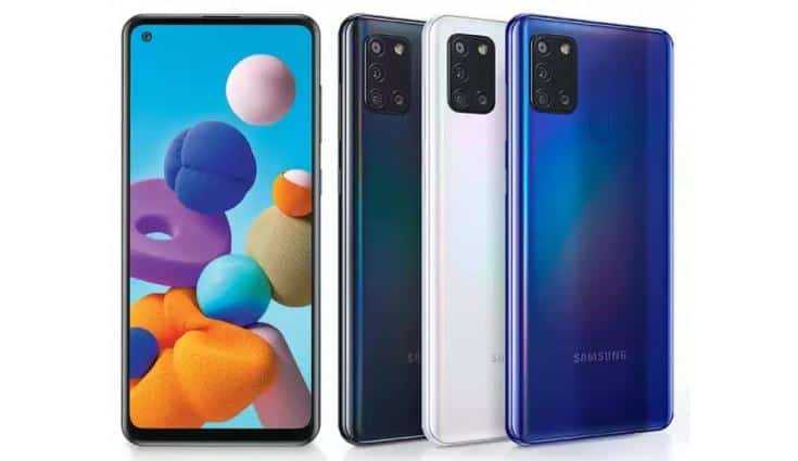 Samsung Galaxy A21s gets a price cut in India