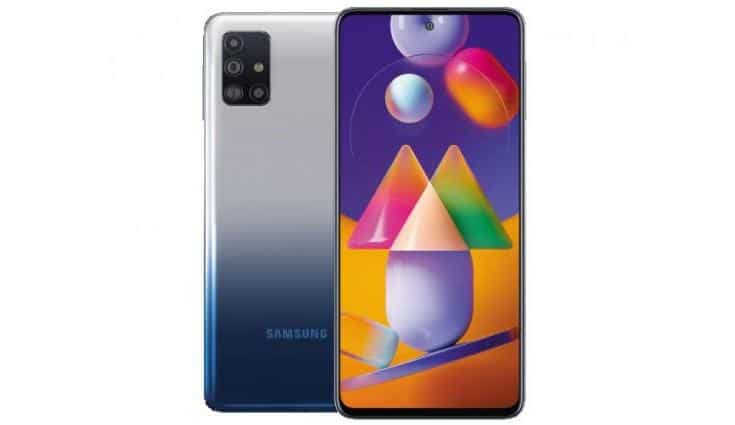 Samsung Galaxy M31s now available for purchase on Amazon once again