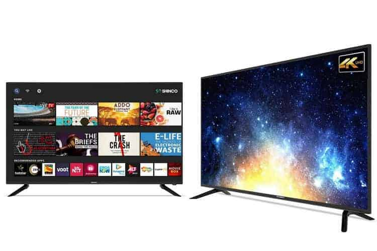 Shinco Launches New Android Smart TVs in India; Pricing Starts at Rs 16,999
