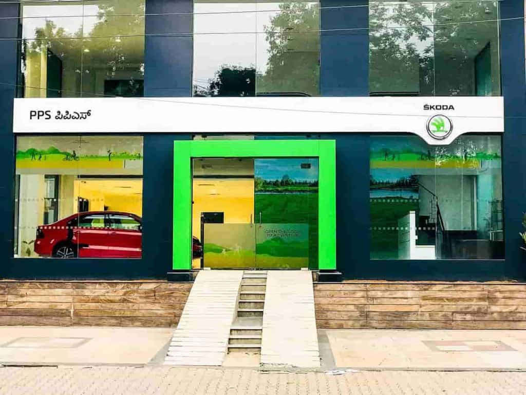 Skoda Auto inaugurates its third dealership facility in Bengaluru