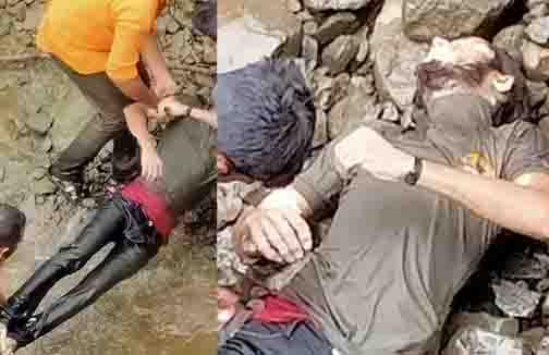 Telangana Selfie Dead - Updatenews360-Recovered