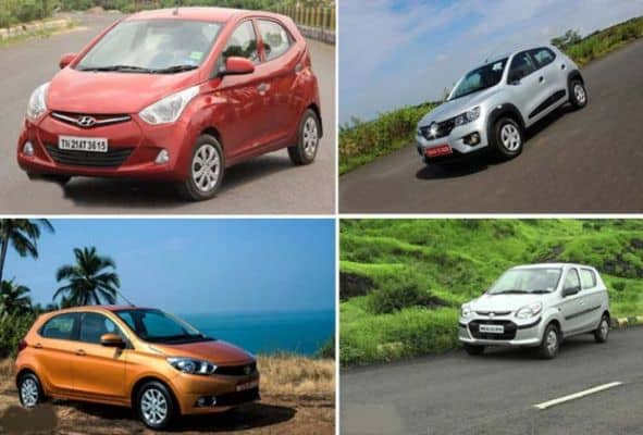 These 5 great cars are available for less than 5 lakhs price! Click here to know detailed information about the cars