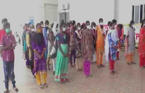 Tirupur Collector send - Updatenews360