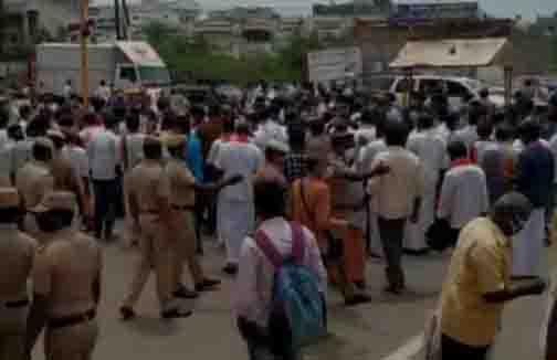 Villupuram BJP Vs VCK - Updatenews360