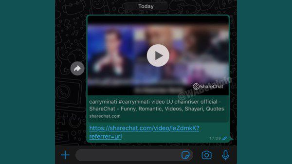 WhatsApp To Integrate ShareChat Videos In Picture-In-Picture Mode