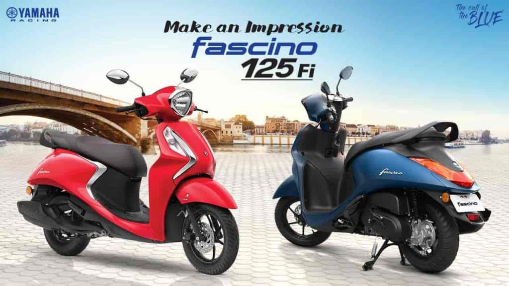 Yamaha Fascino 125, Ray ZR 125 get another price hike