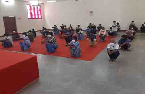 Yoga For Prisoners - Updatenews360