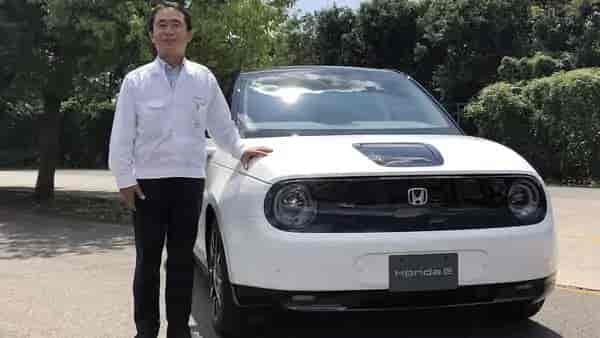 Honda goes small with first all-electric car Honda e