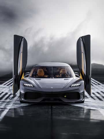 This $1.7 Million Mega-GT Car is Probably the Fastest and Most Spacious Car Ever