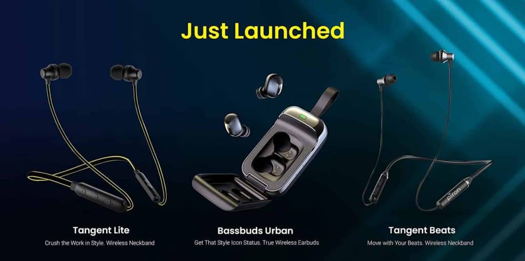 pTron Bassbuds Urban wireless earbuds launched in India