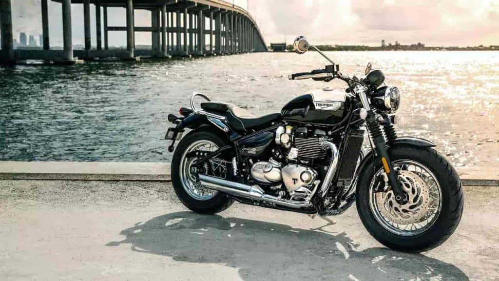 2020 Triumph Bonneville Speedmaster launched in India priced at Rs 11.33 lakh