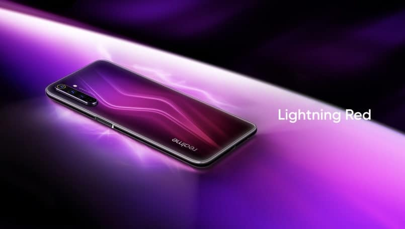Realme 6 Pro Lightning Red colour variant launched in India