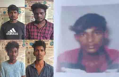 tirupur Murder Arrest - Updatenews360