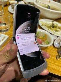 Moto Razr 5G brings important design changes, better specs