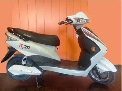 Okinawa R30 electric scooter launched at Rs 58,992