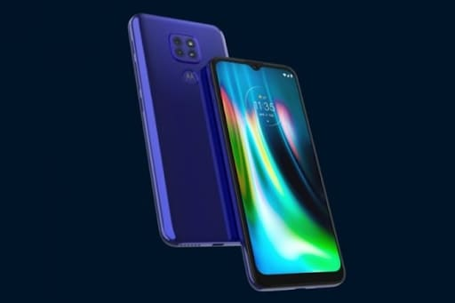 Moto G9 with Snapdragon 662 SoC, 48MP Triple Camera Launched