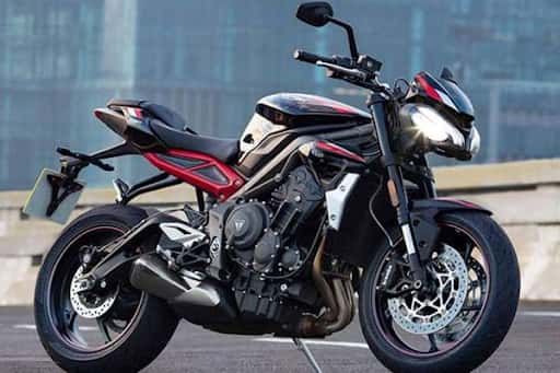 New Triumph Street Triple R launched in India