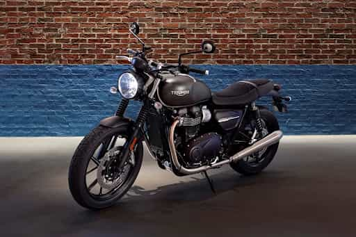 Triumph Street Twin BS6 launched at Rs 7,45,000