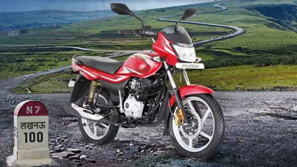 Bajaj Platina 100 ES Disc launched