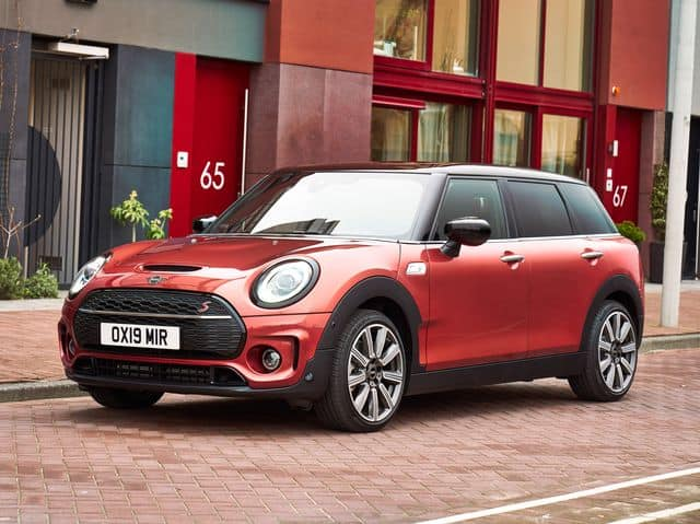 2020 Mini Clubman Cooper S introduced in India