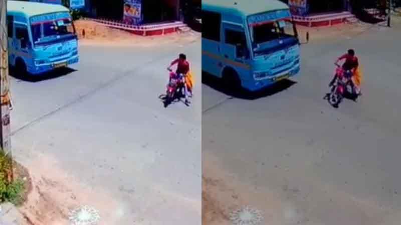 Accodent CCTV- updatenews360