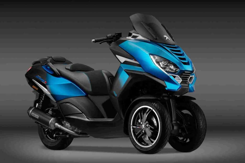 Anand Mahindra tweets video of just-launched Peugeot Metropolis