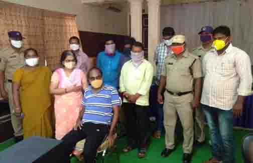 Andhra 7 Arrest - Updatenews360