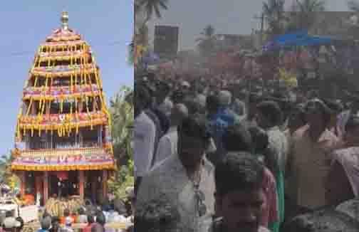 Andhra Car Festival Fire - Updatenews360