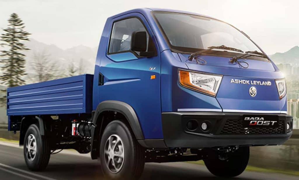 Ashok Leyland launches 'Bada Dost' LCV at ₹7.75 lakh