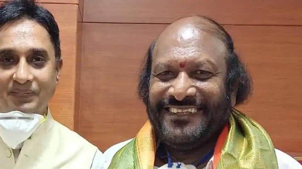 Ashok_Gasti_BJP_Rajya_Sabha_MP_UpdateNews360