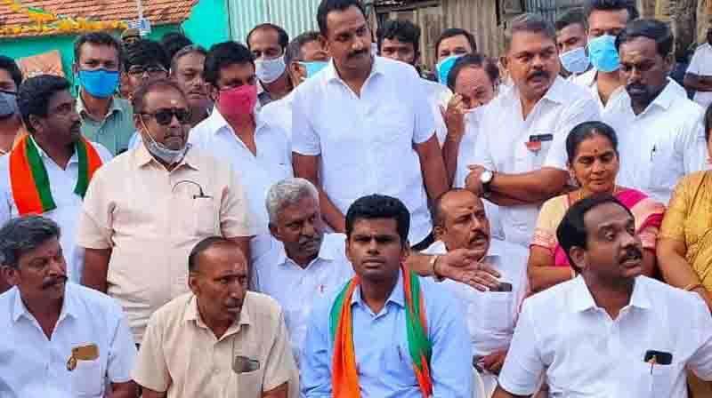BJP Annamailai - updatenews360