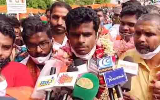 BJP Annamalai - Updatenews360