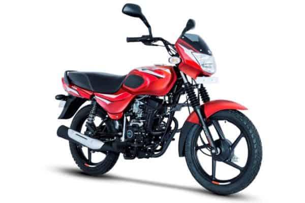 Bajaj CT100, CT110, Platina 100 And Platina 110 H-Gear BS6 Price Revised