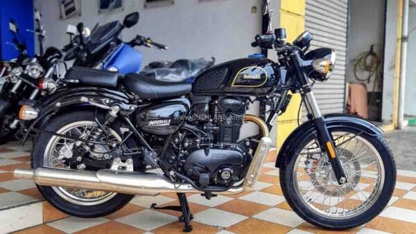 Benelli Imperiale 400 BS6 available with low EMI of Rs 4,999