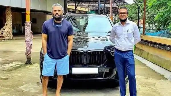 Bollywood actor Suniel Shetty buys himself a BMW X5 SUV