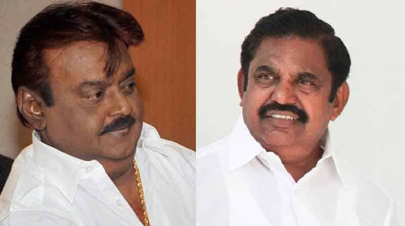 CM Wish Vijayakanth - updatenews360