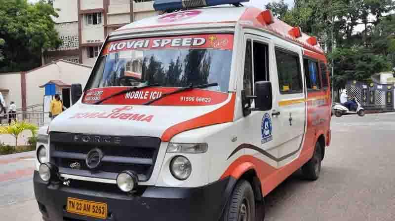 Coellctor Office Ambulance - updatenews360