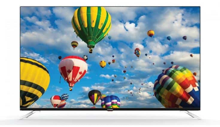 Compaq enters Indian Smart TV market, introduces Hex series of Smart TVs in India