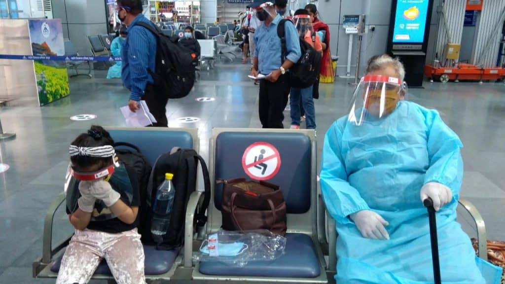 Corona_Airport_UpdateNews360