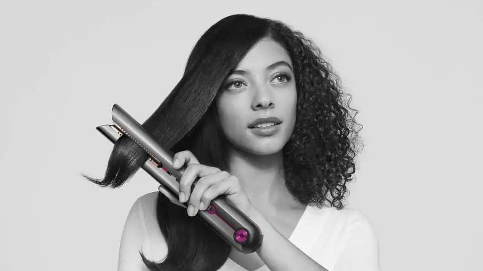 Dyson Corrale hair straightener launched in India