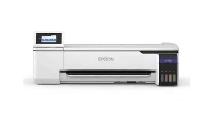 Epson introduces 24-inch sublimation InkTank printer in India