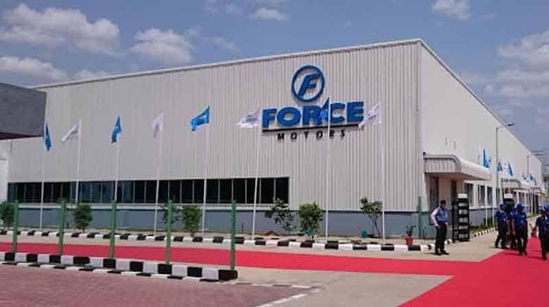 Force Motors - updatenews360